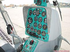 Palubná doska vrtuľníka Kamov Ka-26
