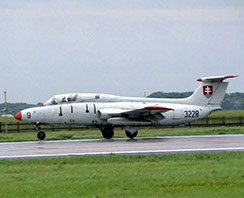 L-29 Delfín č. 3228
