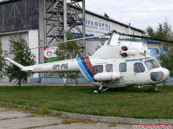 Mil Mi-2 OM-PIS